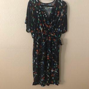Size 18 Kenneth Cole wrap dress
